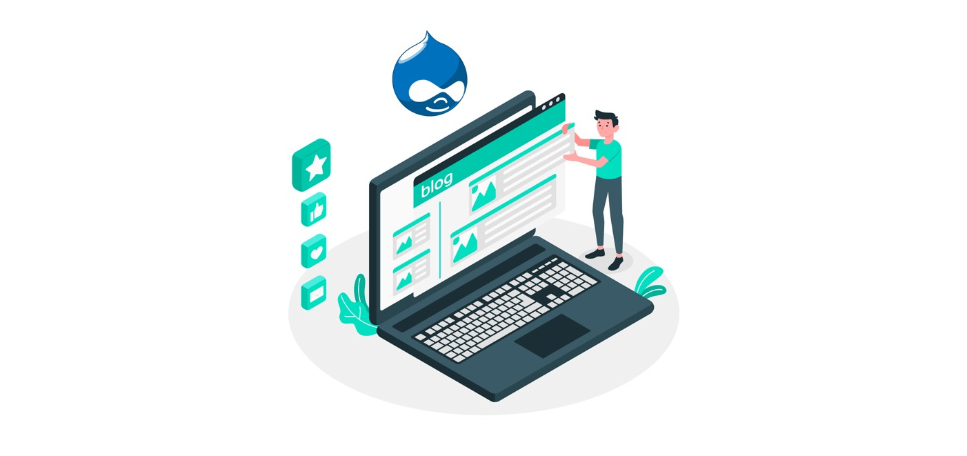 Is It a Good Idea to Use Drupal for Blogging?