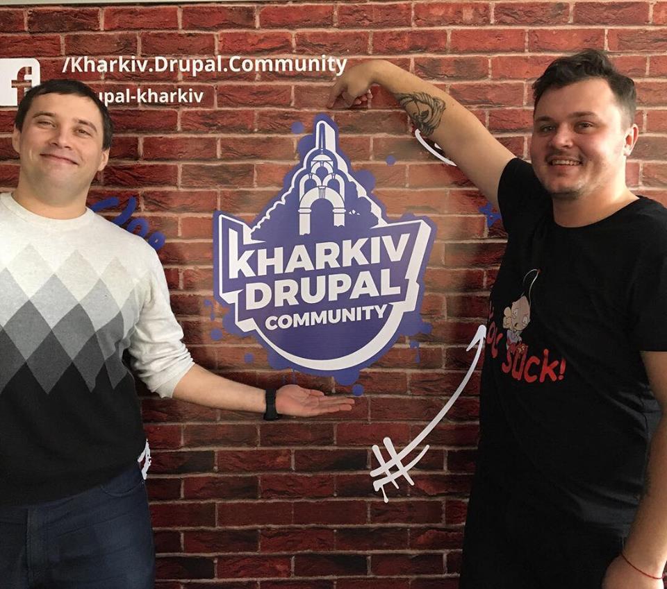 Kharkiv Drupal community