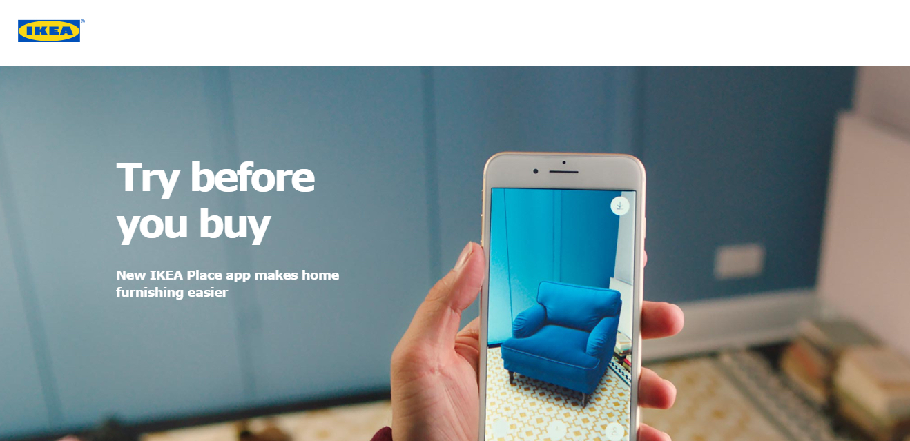 ecommerce AR trend