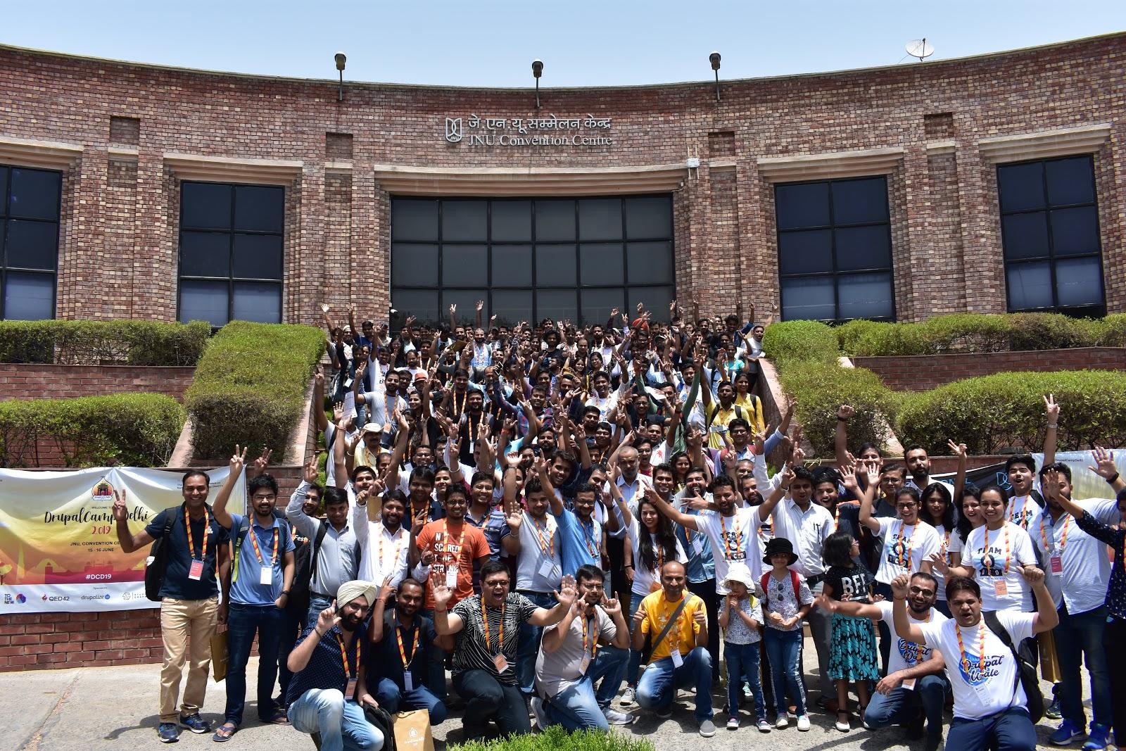 DrupalCamp Delhi 2019