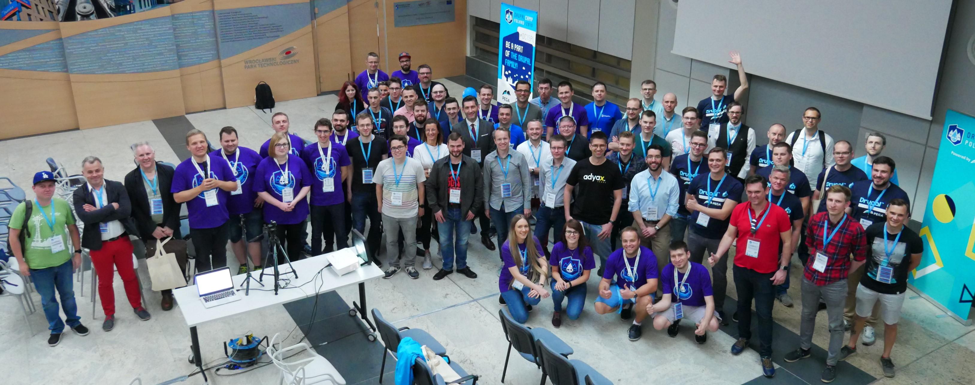 DrupalCamp Poland