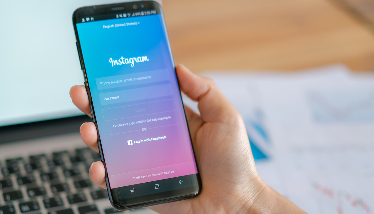 Instagram React Native