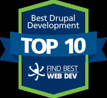 Best Drupal Development Company